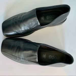 Ecco soft Leather Loafer